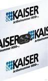 Kaiser Doppel-Leitungsmanschette D=4-8mm 9059-45