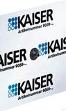 Kaiser Leitungsmanschette D=4-8mm 9059-44