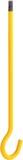 Kaiser Leuchtenhaken 75mm f.Deckendosen 1226-75