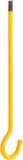 Kaiser Leuchtenhaken 85mm f.Deckendosen 1226-85