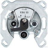 Kathrein Einkabel-Steckdose 3fach Durchgangsdose ESU 33
