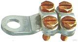 Klauke Klemmkabelschuh 150-240qmm 590R/12 bk (5 Stück)