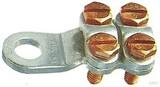 Klauke Klemmkabelschuh 150-240qmm 590R/16 bk (5 Stück)