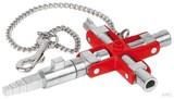 Knipex-Werk Bau-Schlüssel Universal 00 11 06 V01