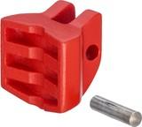 Knipex-Werk Ersatz-Anlagebacke für 91 13 250 91 19 250 01