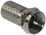 Kreiling Metall-Aufdrehstecker 7mm F7TW