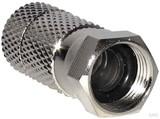 Kreiling Metall-Aufdrehstecker 7mm, wasserdicht F7TWGG (100 Stück)