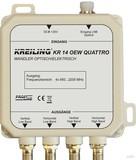 Kreiling Wandler optisch/elektrisch Opto/4Ausg.Quattro KR 14 OEW QUATTRO