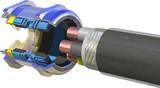 Lapp Kabel MS-Kabelverschraubung SKINTOP MS-M BRUSH 63x1,5+