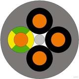 Lapp Kabel ÖLFLEX CLASSIC 110 4x1 1119854