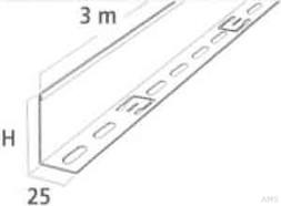Legrand Cablofil Trennsteg COT 50 V2A (3 Meter)