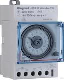 Legrand Tagesschaltuhr sync. 230V 50Hz MicroRex T31/412812