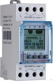 Legrand Wochenschaltuhr 230V AC 2K AlphaRex3D22/412641