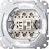 Merten Doppelwechselschalter-Eins 1-pol.16AX 250VAC MEG3526-0000