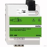 Merten KNX Spannungsversorgung RE G-K/640 mA, lichtgra 684064