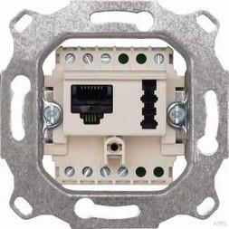 Merten Kombidose UAE/TAE 8(6)-6F+N 465709