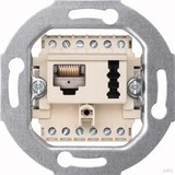 Merten Kombidose ws UAE/TAE 8(6)-6F+N 465707