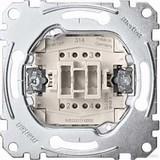 Merten Kreuzschalter-Einsatz 1-pol.10AX 250V AC MEG3117-0000