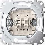 Merten Rollladenschalter-Einsatz 1-pol.10A 250VAC MEG3715-0000