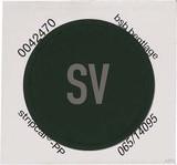 Merten SV-Etikett gn 539656