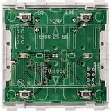 Merten Taster-Modul Comfort 2fach System M MEG5121-0300