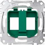 Merten Tragplatte gn für Steckverbinder MEG4566-0004