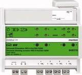 Merten Universal-Dimmaktor lgr REG-K, 4x230V/150W 649315