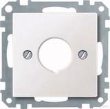 Merten Zentralplatte pws für Befehlsgerät 393919