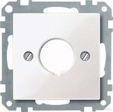 Merten Zentralplatte pws/gl für Befehlsgerät 393819