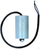 Muecap Motorkondensator 350mm Kabel RPC2 2uF/450V-BBK