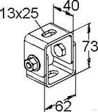 Niedax Deckenbügel DBG 12