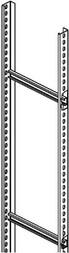 Niedax Steigetrasse sendzimirverzinkt STL 60.403/3 (3 Meter)