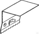 Niedax Stoßstellenverbinder DSTA 170-78T80