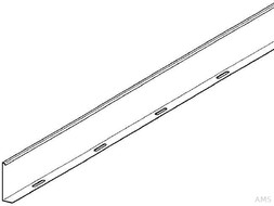 Niedax Trennsteg RW 110 (3 Meter)