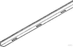 Niedax Trennsteg RW 50 (3 Meter)