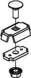 Niedax Universal-Verbinder GRV 6 F