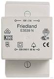 Novar Friedland Klingeltransfo 12V/2A E3539 N