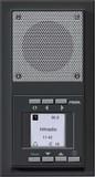 Peha UP-Radio anth waage/senkrecht D 20.485.64 RADIO