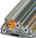 Phoenix Contact Dreistockklemme 0,14qmm-4qmm PTI 2,5-PE/L/NT