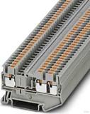 Phoenix Contact Durchgangsreihenklemme 0,14-4qmm, 5,2mm, gr PT 2,5-TWIN