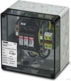Phoenix Contact Generatoranschlusskasten 1000VDC, 1x2 Strings SOLSC2ST0DC1MPPT2000