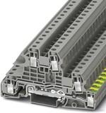 Phoenix Contact Installations-SL-Kl. 0,2-10qmm, grau UTI 6-PE/L/L