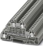 Phoenix Contact Installationsetagenklemme 0,2-10qmm, grau UTI 6-L/L