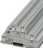 Phoenix Contact Installationsetagenklemme 0,2-4qmm 5,2mm gr UTI 2,5-L/L