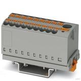 Phoenix Contact Verteilerblock 0,14-4qmm, 18-p. PTFIX 18X2,5-G BU (8 Stück)