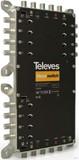 Preisner Televes Multischalter 5 in 12 Guß NEVO recpower kask. MS512C