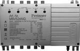 Preisner Televes Verstärker 4xSAT/terr.m.Netztei MSV526NG