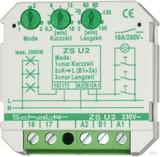 Schalk Lichtzeit-Impulsschalter m.3 Modi 1S 16A ZS U2