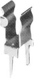 Scharnberger+Hasenbein Haltefeder f.Sicherungen 5mm 60972 (10 Stück)