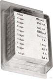 Scharnberger+Hasenbein Sicherungssortiment 13 F 5x20 100 Feins.H 60550